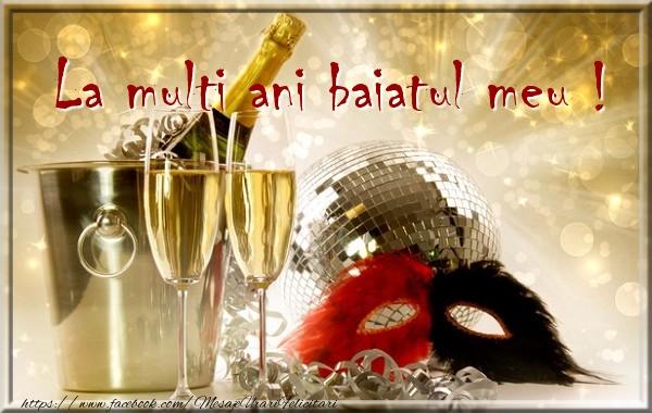 Felicitari frumoase de zi de nastere pentru Baiat | La multi ani fiul meu !