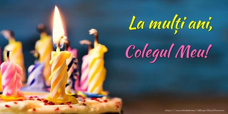 Felicitari frumoase de zi de nastere pentru Coleg | La mulți ani, colegul meu!
