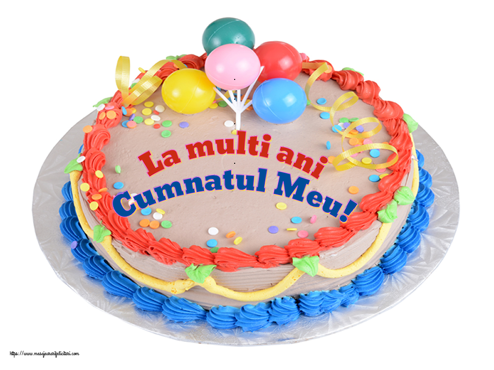 Felicitari frumoase de zi de nastere pentru Cumnat | La multi ani cumnatul meu!