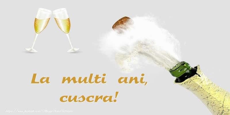 Felicitari frumoase de zi de nastere pentru Cuscra | La multi ani, cuscra!