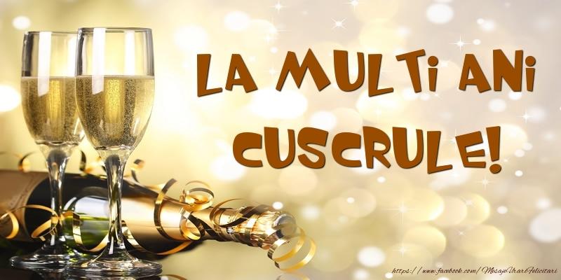 Felicitari frumoase de zi de nastere pentru Cuscru | Sampanie - La multi ani, cuscrule!