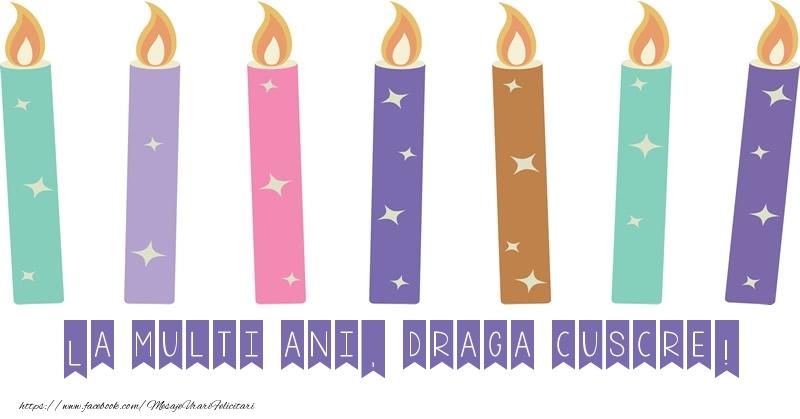 Felicitari frumoase de zi de nastere pentru Cuscru | La multi ani, draga cuscre!