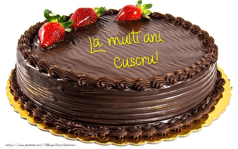 Felicitari frumoase de zi de nastere pentru Cuscru | La multi ani, cuscru!