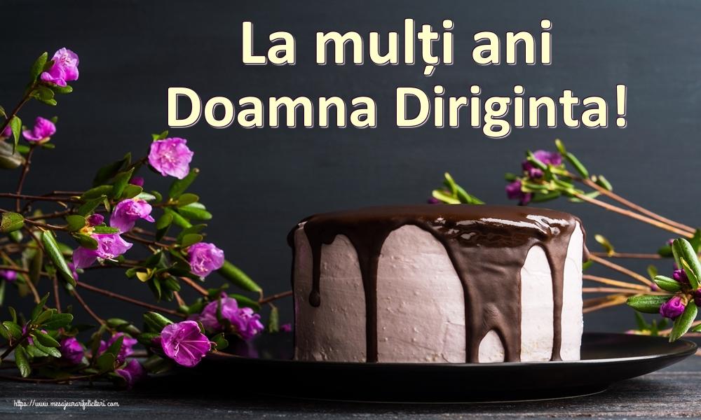 Felicitari frumoase de zi de nastere pentru Diriginta | La mulți ani doamna diriginta!