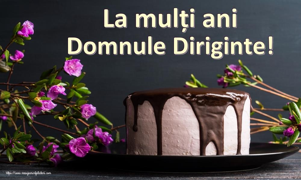 Felicitari frumoase de zi de nastere pentru Diriginte | La mulți ani domnule diriginte!