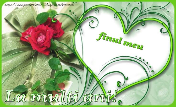 Felicitari frumoase de zi de nastere pentru Fin | La multi ani finul meu