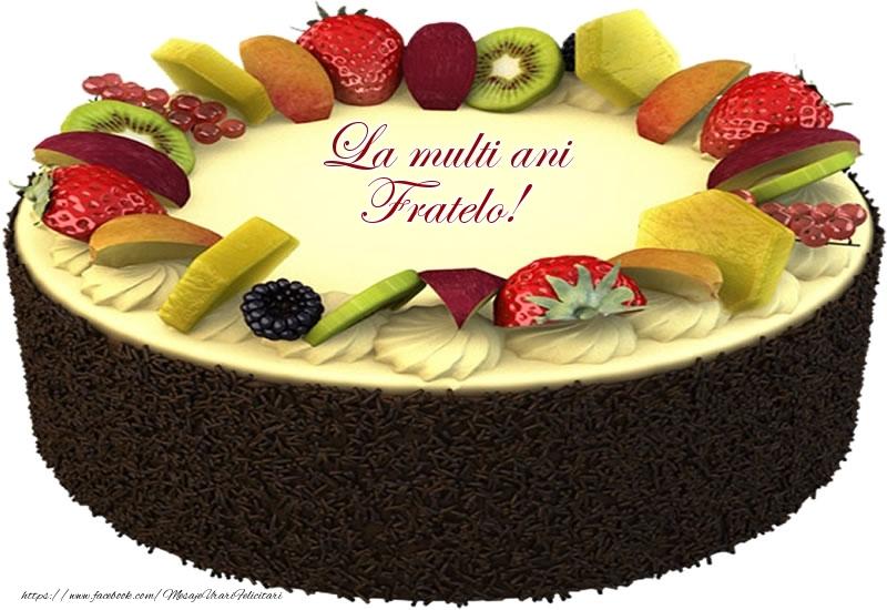 Felicitari frumoase de zi de nastere pentru Frate | La multi ani fratelo!