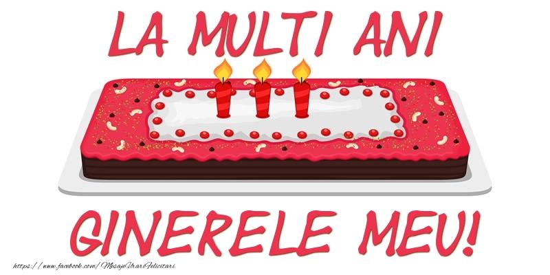 Felicitari frumoase de zi de nastere pentru Ginere | Tort La multi ani ginerele meu!