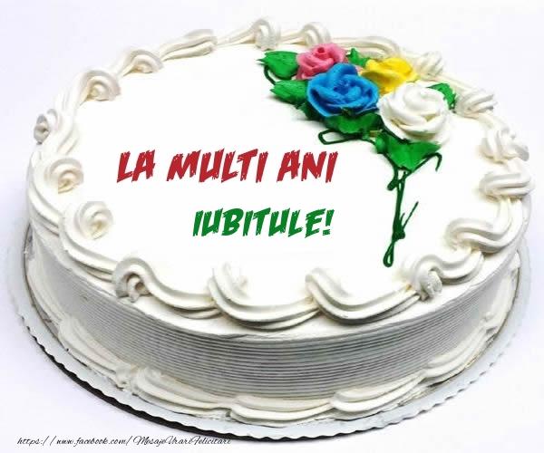 Felicitari frumoase de zi de nastere pentru Iubit | La multi ani iubitule!