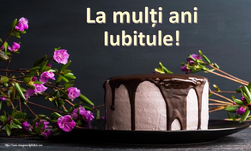 Felicitari frumoase de zi de nastere pentru Iubit | La mulți ani iubitule!