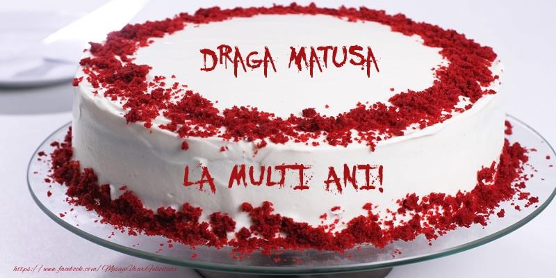 Felicitari frumoase de zi de nastere pentru Matusa | La multi ani, draga matusa!