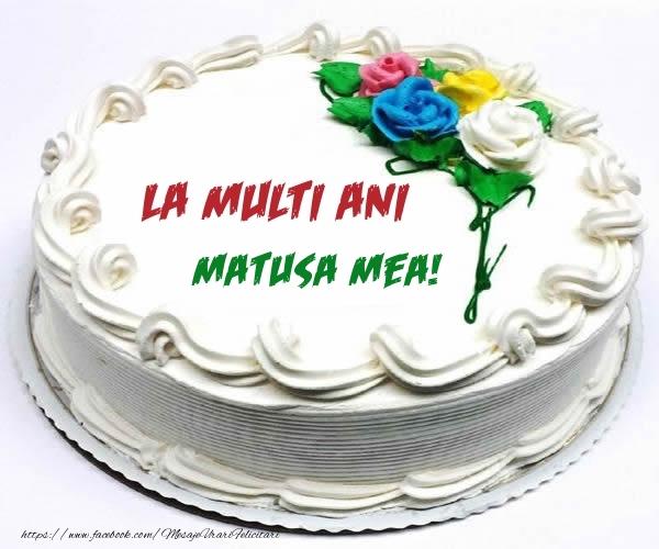 Felicitari frumoase de zi de nastere pentru Matusa | La multi ani matusa mea!