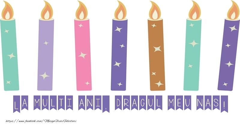 Felicitari frumoase de zi de nastere pentru Nas | La multi ani, dragul meu nas!