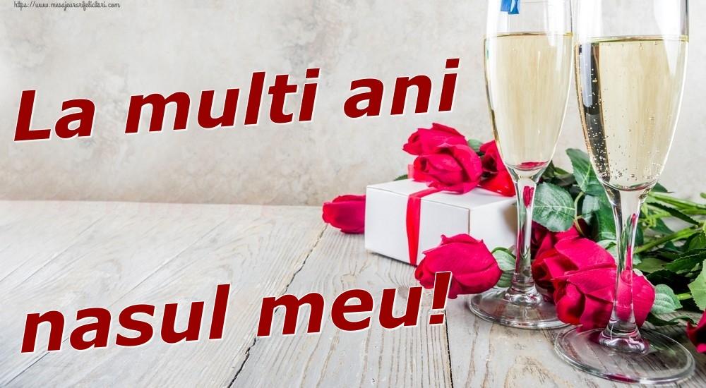 Felicitari frumoase de zi de nastere pentru Nas | La multi ani nasul meu!
