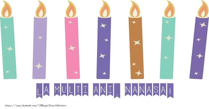 Felicitari frumoase de zi de nastere pentru Nasa | La multi ani, nanasa!