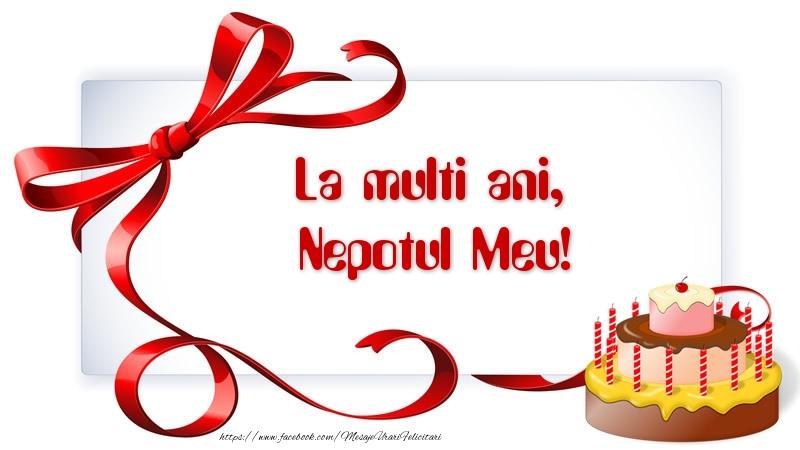 Felicitari frumoase de zi de nastere pentru Nepot | La multi ani, nepotul meu!
