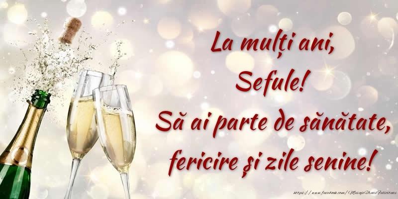 Felicitari frumoase de zi de nastere pentru Sef | La mulți ani, sefule! Să ai parte de sănătate, fericire și zile senine!
