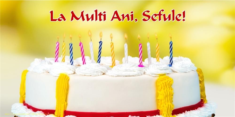Felicitari frumoase de zi de nastere pentru Sef   La multi ani, sefule!