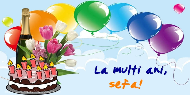 Felicitari frumoase de zi de nastere pentru Sefa | La multi ani, sefa!