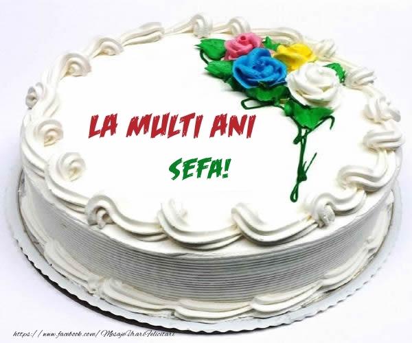 Felicitari frumoase de zi de nastere pentru Sefa   La multi ani sefa!