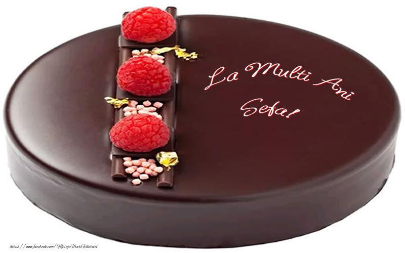 Felicitari frumoase de zi de nastere pentru Sefa | La multi ani sefa!