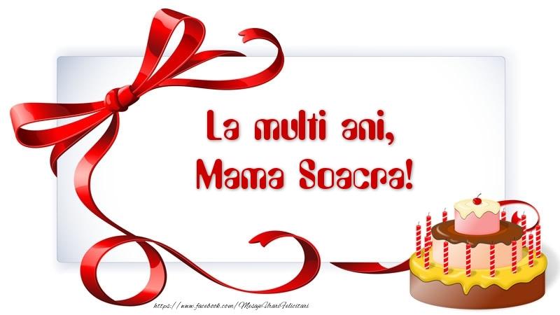 Felicitari frumoase de zi de nastere pentru Soacra | La multi ani, mama soacra!