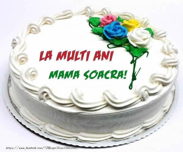 Felicitari frumoase de zi de nastere pentru Soacra | La multi ani mama soacra!