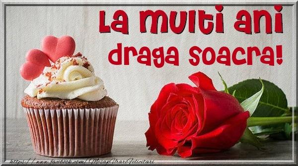 Felicitari frumoase de zi de nastere pentru Soacra | La multi ani draga soacra