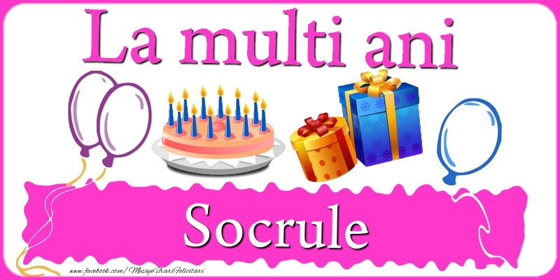 Felicitari frumoase de zi de nastere pentru Socru | La multi ani, socrule!