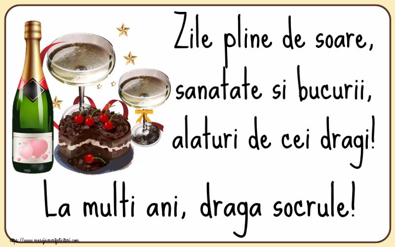 Felicitari frumoase de zi de nastere pentru Socru | Zile pline de soare, sanatate si bucurii, alaturi de cei dragi! La multi ani, draga socrule!