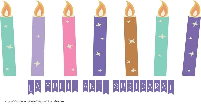 Felicitari frumoase de zi de nastere pentru Sora | La multi ani, surioara!