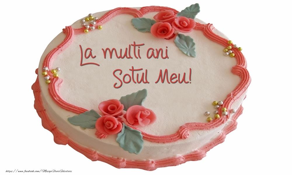 Felicitari frumoase de zi de nastere pentru Sot | La multi ani sotul meu!