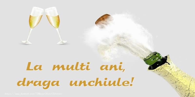 Felicitari frumoase de zi de nastere pentru Unchi | La multi ani, draga unchiule!