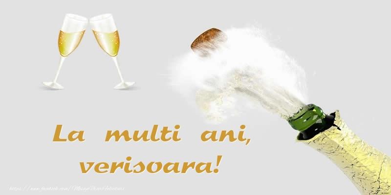 Felicitari frumoase de zi de nastere pentru Verisoara | La multi ani, verisoara!