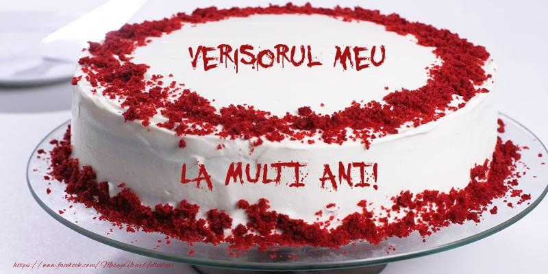 Felicitari frumoase de zi de nastere pentru Verisor | La multi ani, verisorul meu!