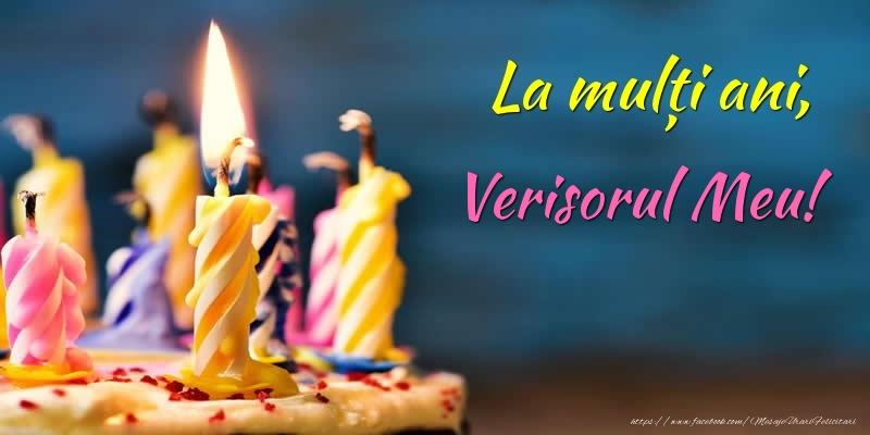 Felicitari frumoase de zi de nastere pentru Verisor | La mulți ani, verisorul meu!