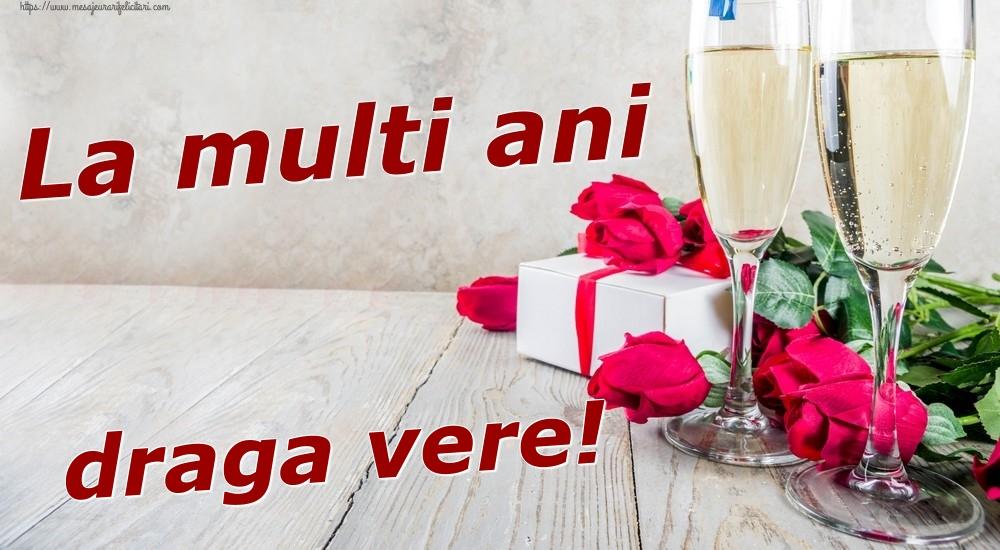 Felicitari frumoase de zi de nastere pentru Verisor   La multi ani draga vere!